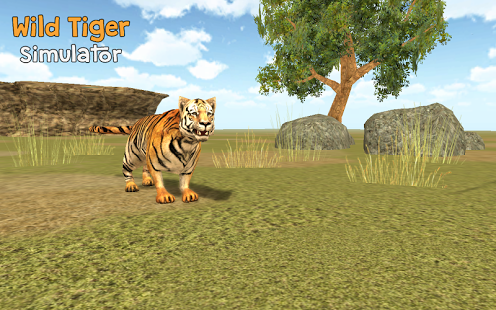 Wild Tiger Simulator